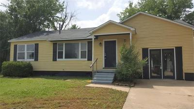 Owasso OK Single Family Home For Sale: $36,000