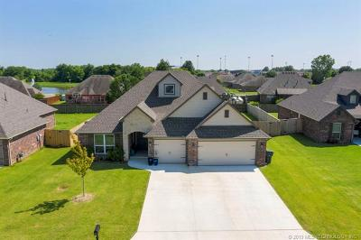 Claremore Single Family Home For Sale: 8234 Quail Ridge Road