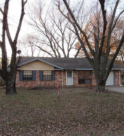 Pryor Single Family Home For Sale: 110 Quail Drive