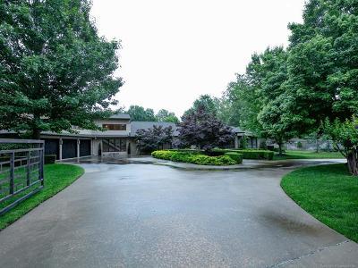 Broken Arrow, Jenks, Tulsa Single Family Home For Sale: 4425 S Birmingham Avenue