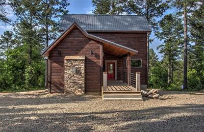 Broken Bow Single Family Home For Sale: 602 Eagle Mountain Trail