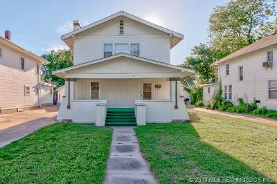 Bartlesville Single Family Home For Sale: 721 S Shawnee Avenue