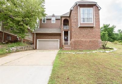 Tulsa Single Family Home For Sale: 7739 S Fulton Place