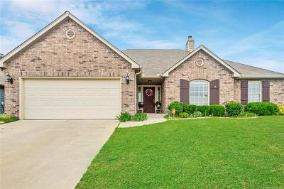 Sand Springs Single Family Home For Sale: 5225 Skylane Drive