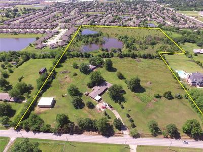 Owasso Residential Lots & Land For Sale: 11624 E 106th Street North
