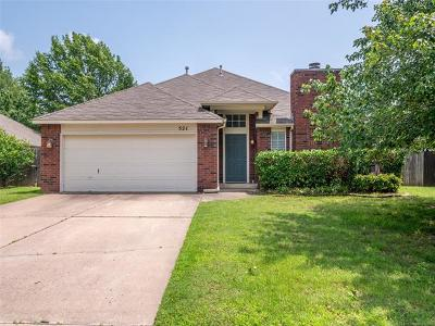 Broken Arrow OK Single Family Home For Sale: $184,900