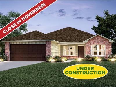 Claremore Single Family Home For Sale: 1110 Missouri Avenue