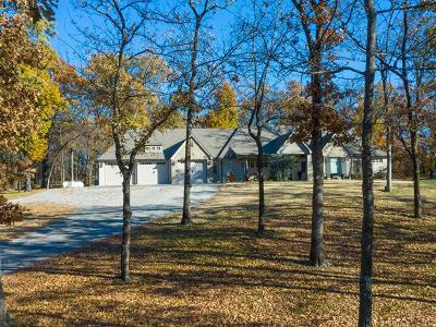 Pryor Single Family Home For Sale: 410 N 4395 Road