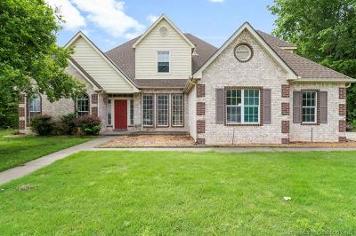 Broken Arrow OK Single Family Home For Sale: $319,900