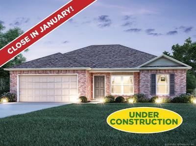Coweta Single Family Home For Sale: 14851 S 274th East Avenue