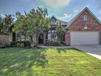 Jenks Single Family Home For Sale: 12533 S Date Place