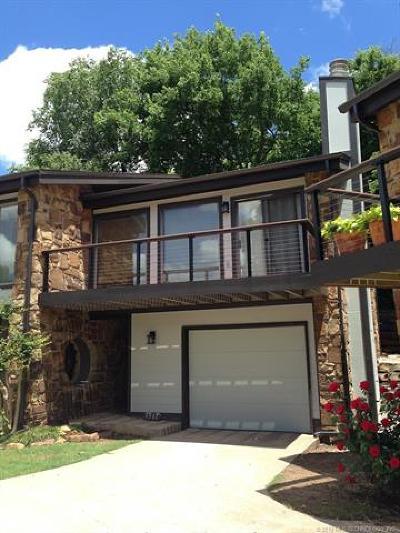 Tulsa OK Condo/Townhouse For Sale: $199,900