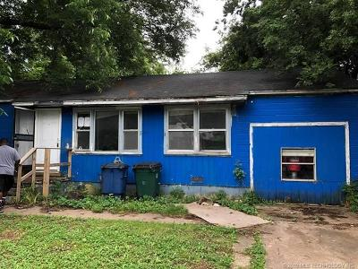 Tulsa Single Family Home For Sale: 736 E 41st Place N