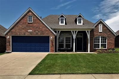 Broken Arrow OK Single Family Home For Sale: $194,900