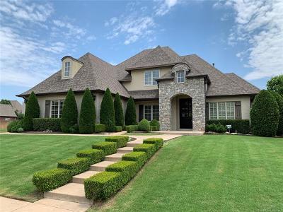 Tulsa Single Family Home For Sale: 9314 E 108th Street S