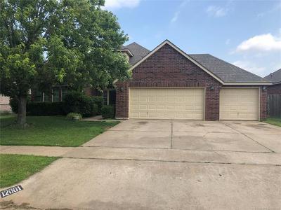 Owasso Single Family Home For Sale: 12001 E 100th Street N