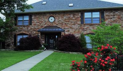 Bartlesville Single Family Home For Sale: 3108 Camelot Drive