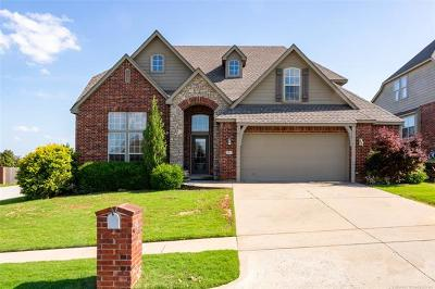 Broken Arrow OK Single Family Home For Sale: $249,000