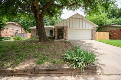 Broken Arrow Single Family Home For Sale: 8115 S Date Place
