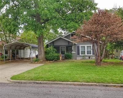 Sand Springs Single Family Home For Sale: 1018 N Garfield Avenue