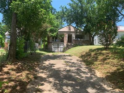Tulsa Single Family Home For Sale: 1931 N Denver Boulevard S