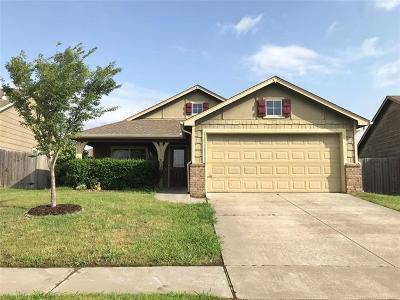 Owasso Single Family Home For Sale: 15121 E 109th Street N