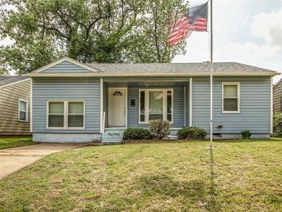 Tulsa OK Single Family Home For Sale: $116,900