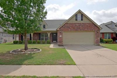 Jenks Single Family Home For Sale: 807 N Redbud Street