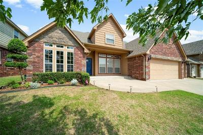 Broken Arrow OK Single Family Home For Sale: $300,000