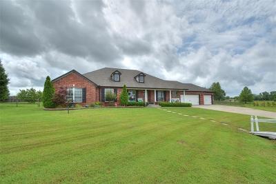 Broken Arrow Single Family Home For Sale: 10353 S 259th East Avenue