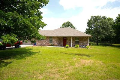 Mounds Single Family Home For Sale