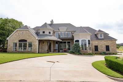 Skiatook Single Family Home For Sale: 12321 Lakeview Road