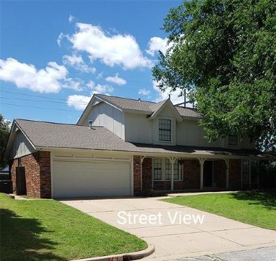 Tulsa Single Family Home For Sale: 7408 S 89th East Avenue