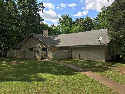 Broken Bow Single Family Home For Sale: 580 Bait Shop Road
