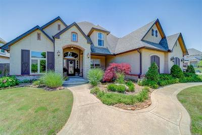 Tulsa Single Family Home For Sale: 720 W 78th Place