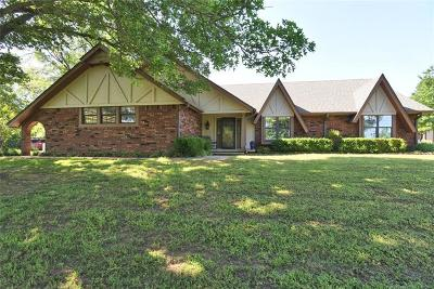 Claremore Single Family Home For Sale: 16512 E 460 Road