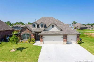 Claremore Single Family Home For Sale: 8233 Quail Ridge Road