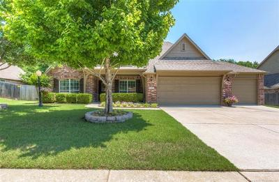 Owasso Single Family Home For Sale: 9207 N 104th East Avenue