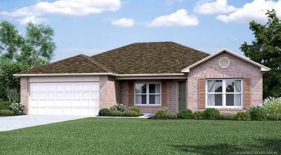 Coweta Single Family Home For Sale: 14911 S 274th East Avenue
