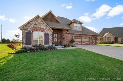 Owasso Single Family Home For Sale: 7901 N 144th East Avenue