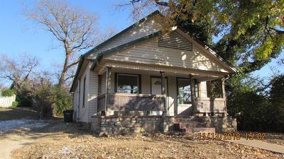 Creek County Single Family Home For Sale: 405 S Bixby Street