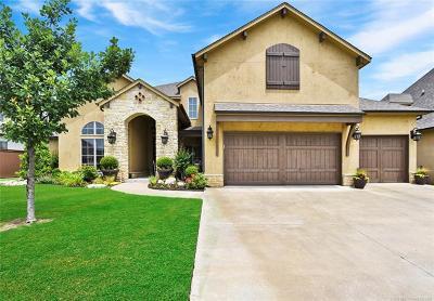 Tulsa Single Family Home For Sale: 9545 E 108th Street