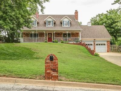 Sand Springs Single Family Home For Sale: 1217 E 10th Street