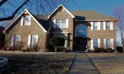 Owasso Single Family Home For Sale: 9504 N 132nd East Avenue
