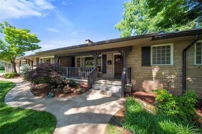 Tulsa Single Family Home For Sale: 3223 S Florence Avenue