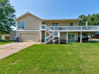 Sand Springs Single Family Home For Sale: 1473 Bayshore Drive
