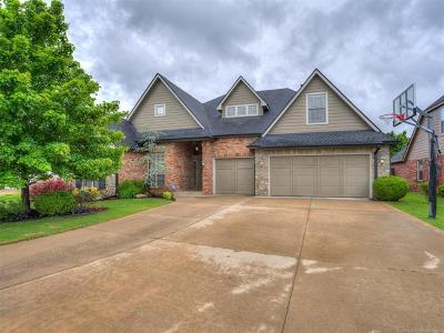 Jenks Single Family Home For Sale: 11913 S Vine Street