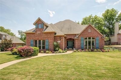 Jenks Single Family Home For Sale: 1606 E 122nd Court