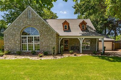 Tulsa Single Family Home For Sale: 2252 E 24th Street