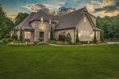 Coweta Single Family Home For Sale: 14377 S 248th East Avenue